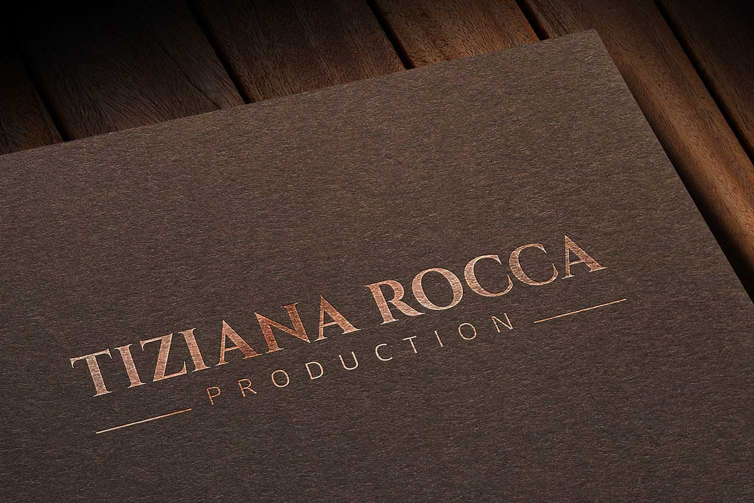 TIZIANA ROCCA PRODUCTION