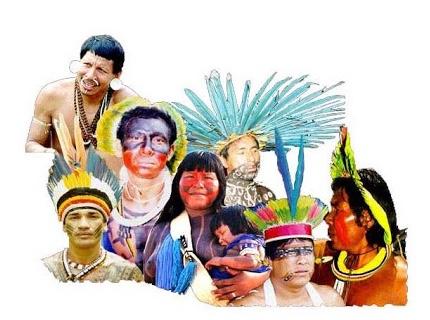 Le diverse etnie Indiosjpeg