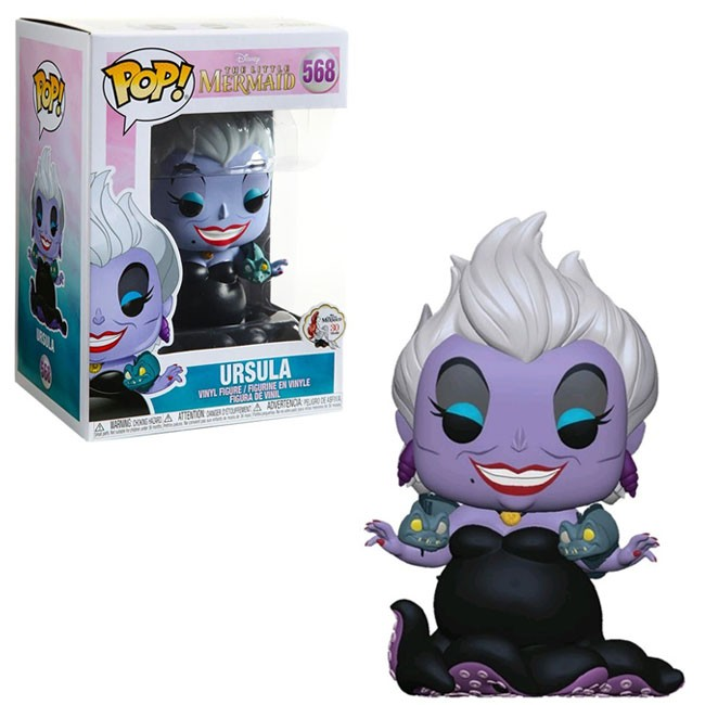 FUNKO POP URSULA #568 THE LITTLE MERMAID - LA SIRENETTA - DISNEY