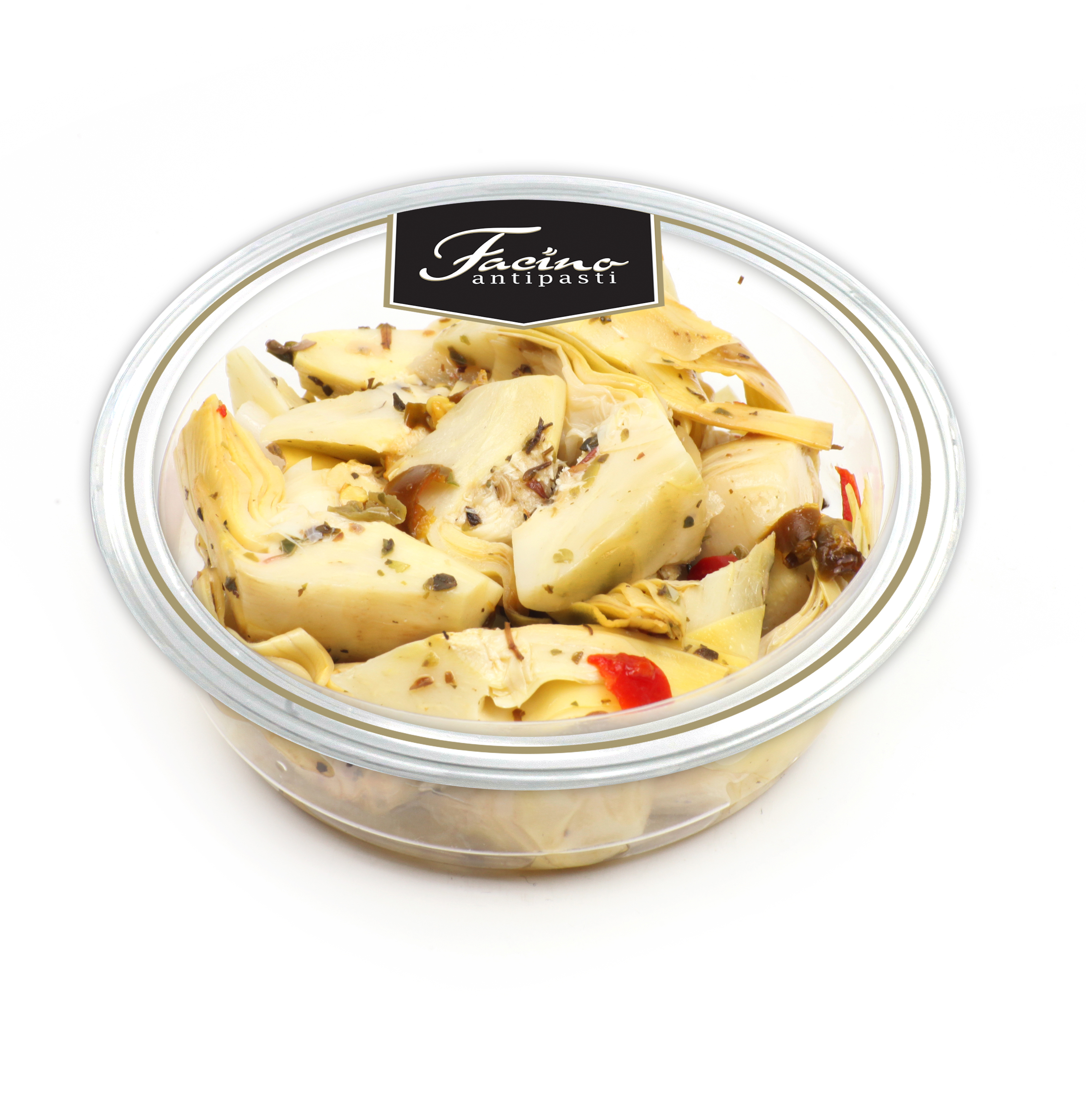 "Artichokes quarters 200 gr ( 7.05oz ) ""Imported from Italy"""
