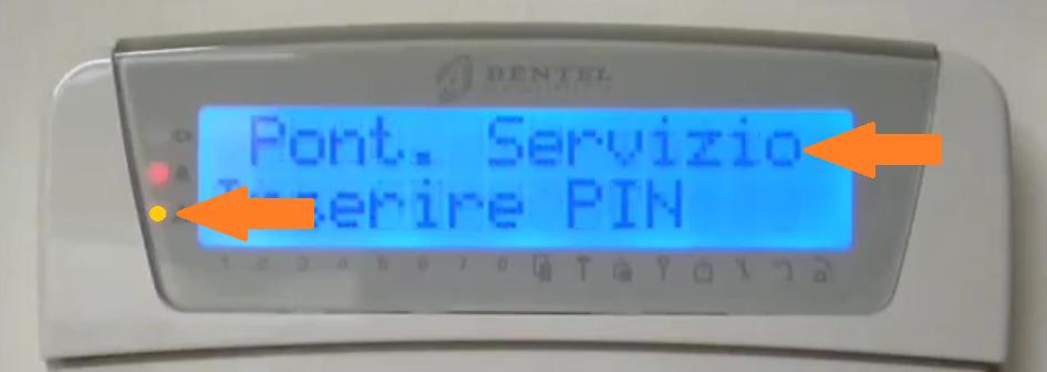 Blocco allarme in caso di emergenza tastiera Bentel Absoluta - YouTube  Mozillapng