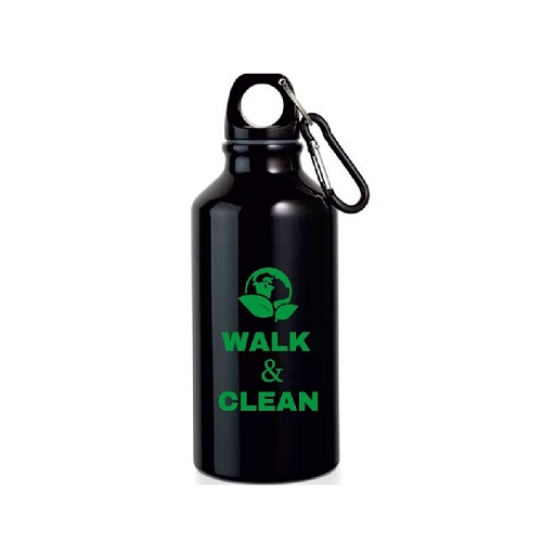 Borraccia in metallo 400 ml  / Metal water bottle 400 ml