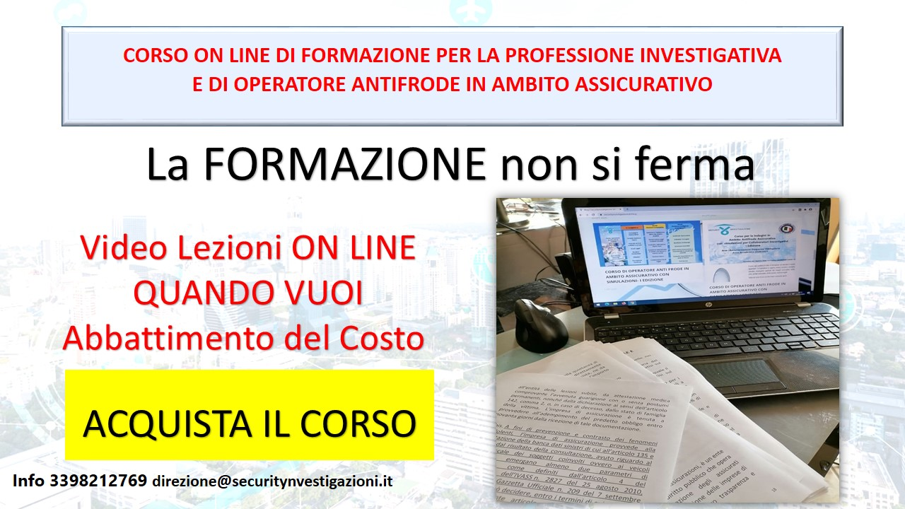 BOX DI VIDEO LEZIONI ON LINE