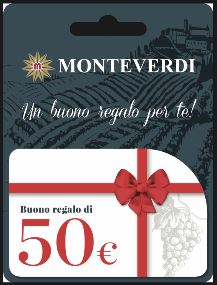 Gift Card Euro 50,00