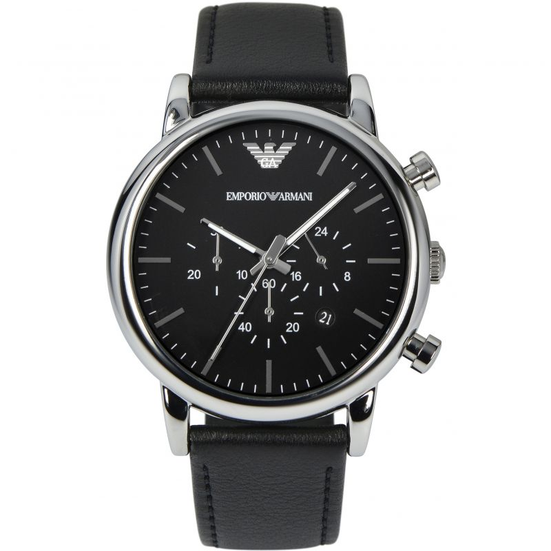 Men's Emporio Armani Chronograph Watch AR1828
