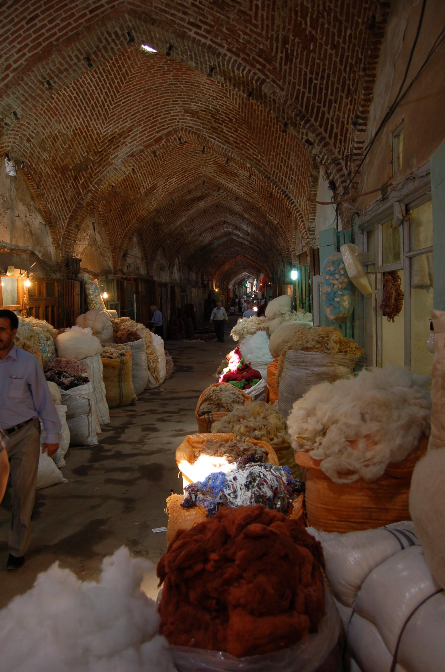 Iran bazar di Tabrizjpg