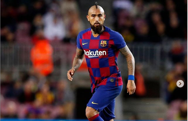 VIDAL FA CAUSA AL BARCELONA. VENTO A FAVORE DELL' INTER