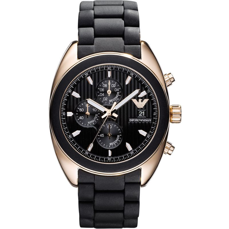 Men's Emporio Armani Chronograph Watch AR5954