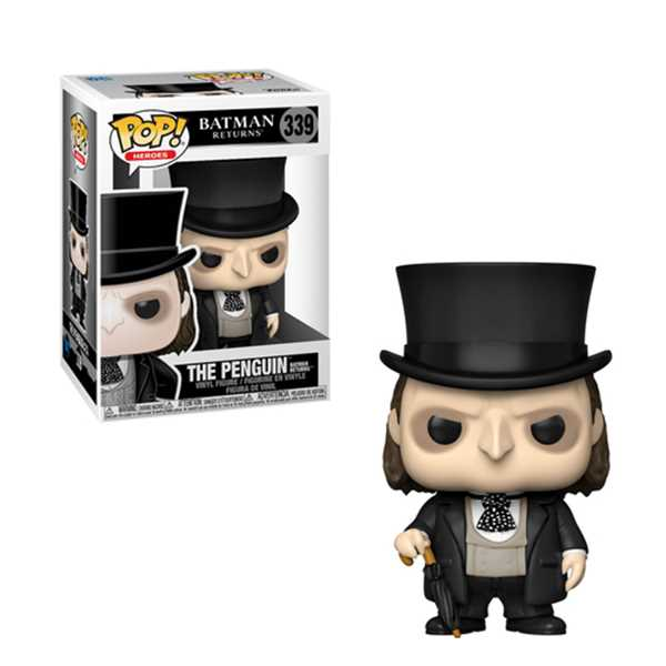 FUNKO POP THE PENGUIN #339 BATMAN RETURNS HEROES