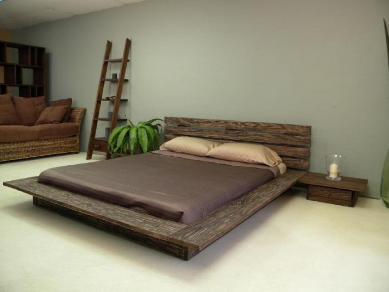 Letto Rustico Legno : Letti contenitore in legno massello di teak e rovere naturale e