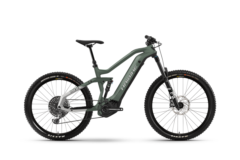 HAIBIKE ALL MTN 6 BAMBOO/COOL/GREY OP.  TAGLIA M DISPONIBILE PRONTA CONSEGNA