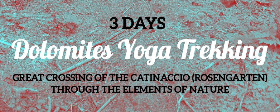 3days Yoga Trekking