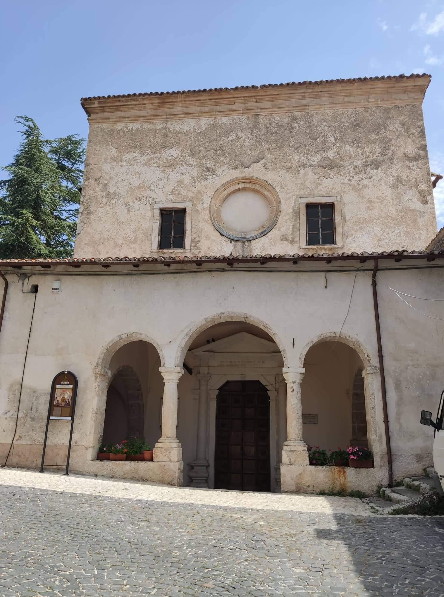 Convento e chiesa SMaria delle Grazie XVI secJPG