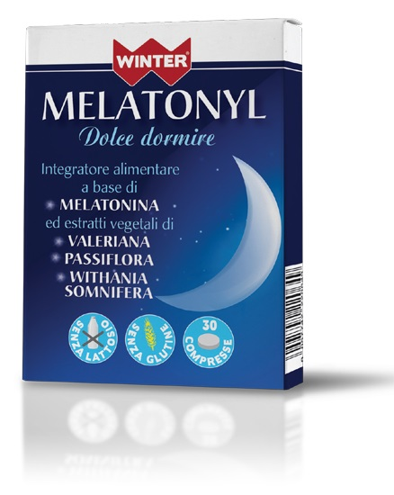 WINTER MELATONYL 30CPR