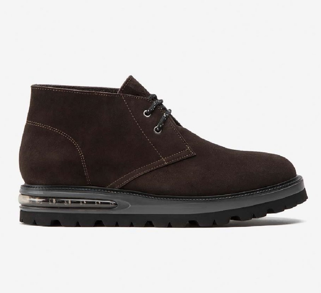 Desert Boot Barleycorn Air suede Brown