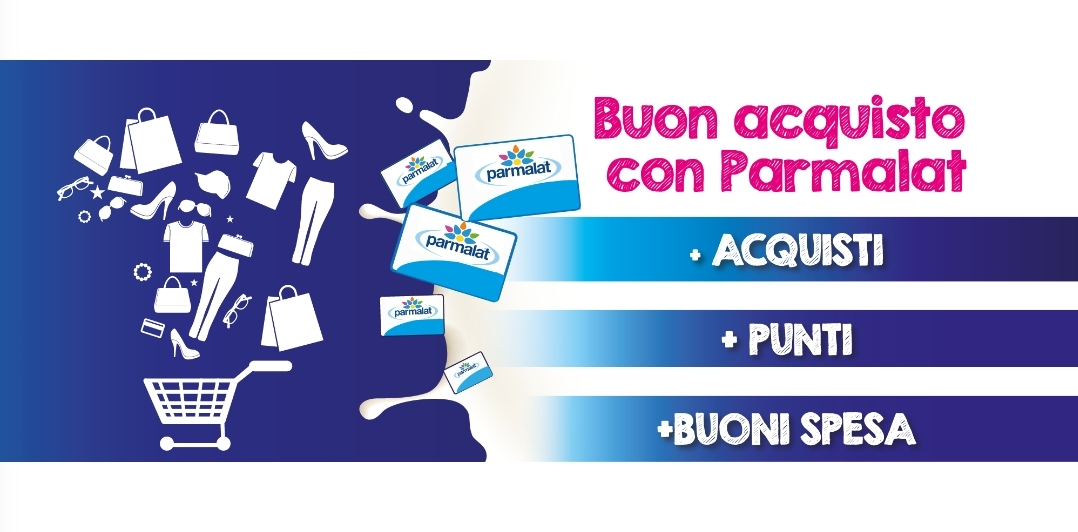 Parmalat regala gift card