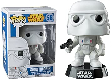 FUNKO POP SNOWTROOPER #56 STAR WARS