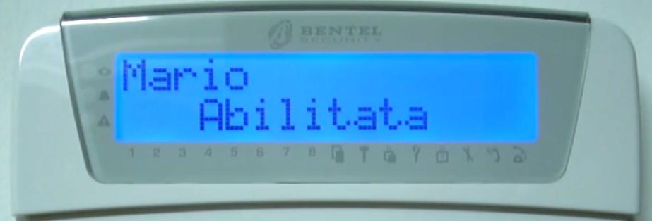 Come disabilitare riabilitare radiochiave Bentel Absoluta - YouTubepng