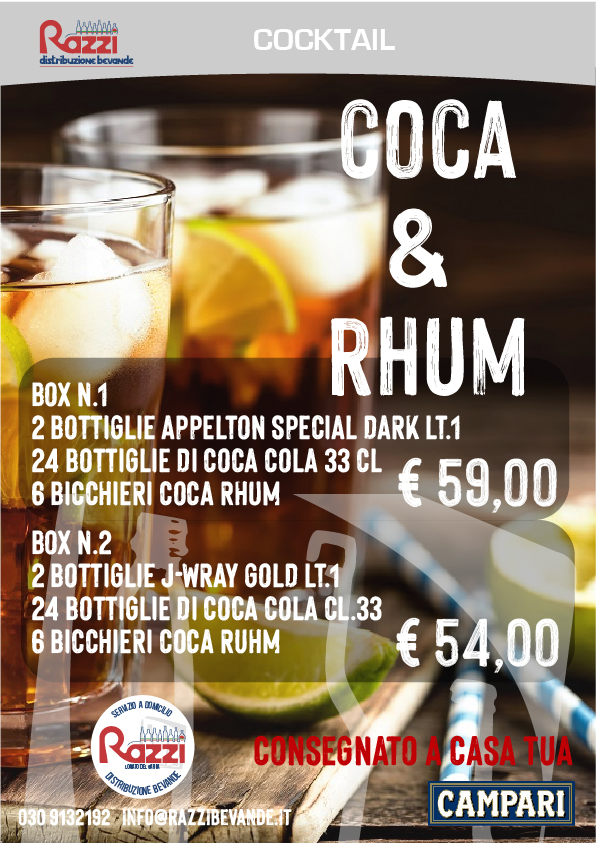Kit Coca Rhum Appleton