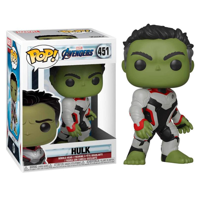 FUNKO POP HULK #451 END GAME