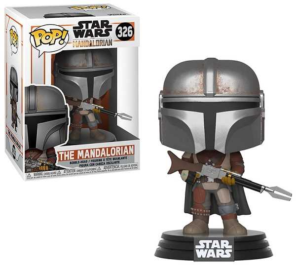 FUNKO POP THE MANDALORIAN #326 STAR WARS