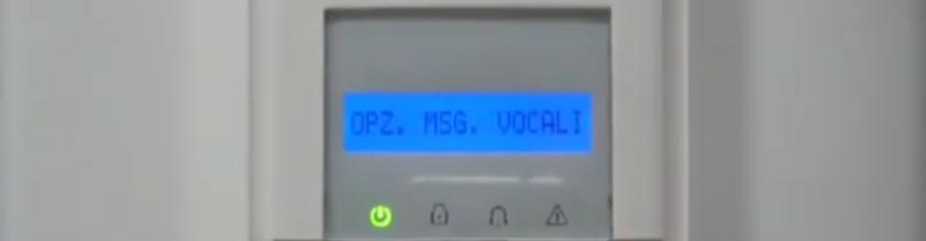 Abilitare disabilitare messaggi vocali antifurto Bentel Bw64 - YouTubepng