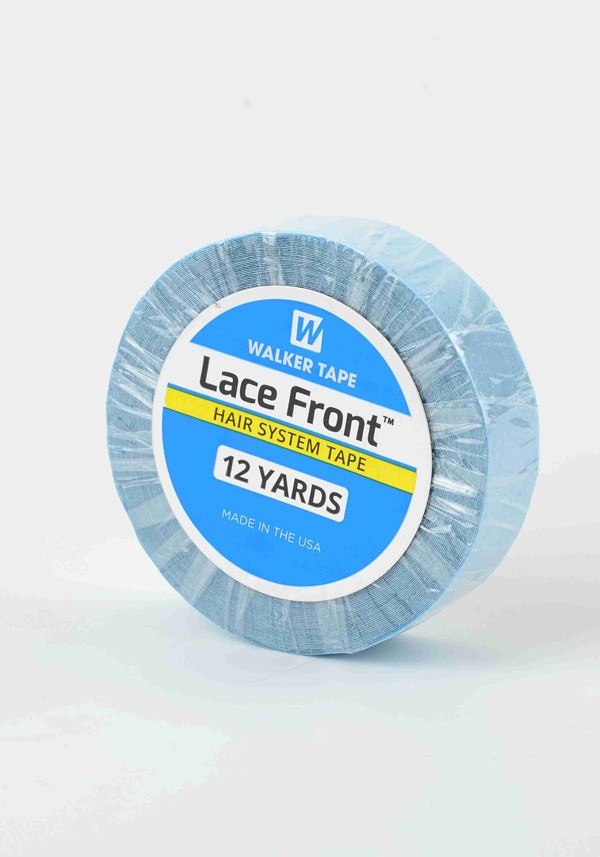 Tape biadesivo blu protesi capelli  parrucche walker made in u.s.a. 12 yards lunghezza 11 metri