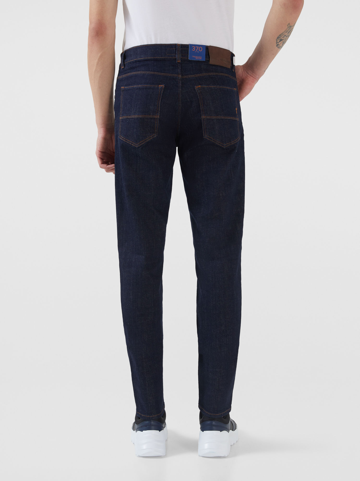 Jeans Trussardi 370 close cairo blue