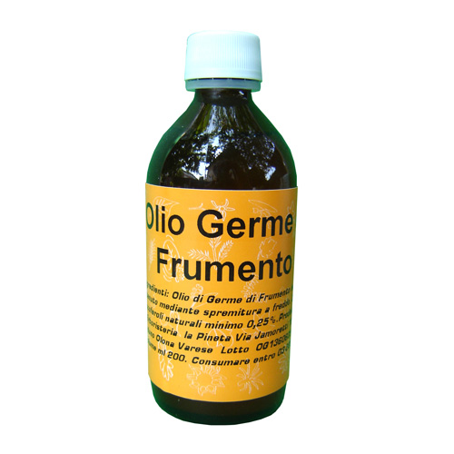 OLIO GERME DI GRANO ml 150