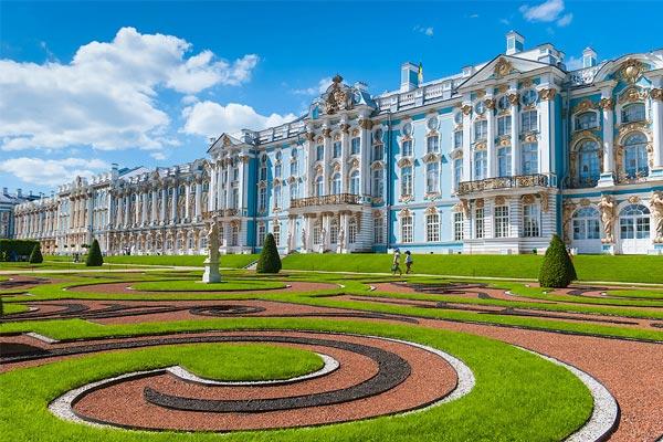 Parco e Palazzo di Caterina Tsarskoe Selojpg