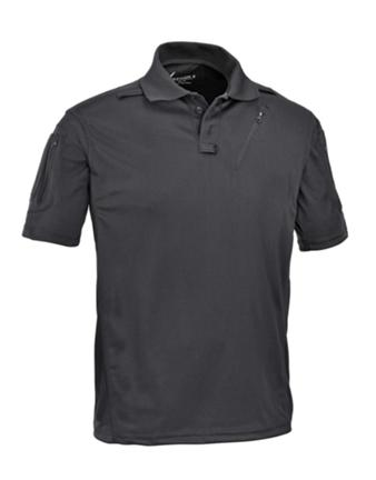 DEFCON 5 TACTICAL POLO BLACK D5-1771B