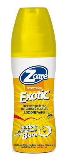 ZCARE PROTECTION EXOTIC VAPO