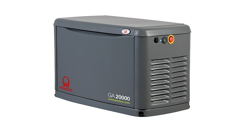 Pramac GA20000 400V 50Hz Gas/Gpl