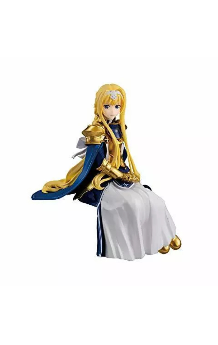 Alice - Sword Art Online - Alicization - Noodle Stopper Figure - Furyu