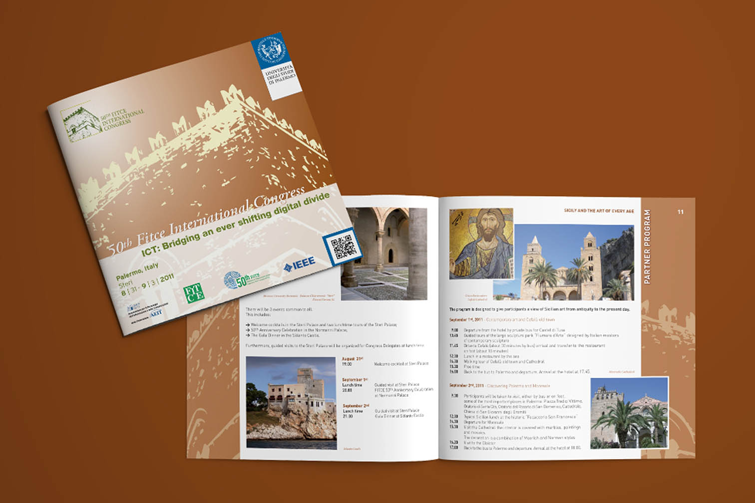 50th FITCE International Congress - brochure