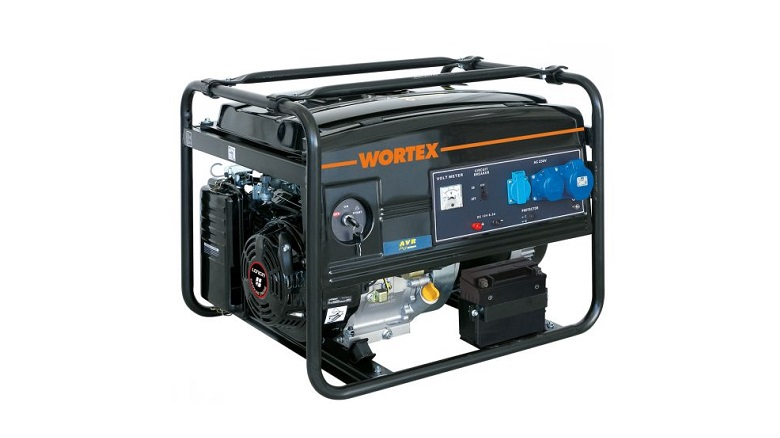 Wortex LW5000E 230V 50Hz #AVR Benzina