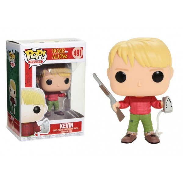 FUNKO POP KEVIN #491 MAMMA HO PERSO L'AEREO - HOME ALONE - MACAULAY CULKIN MOVIES