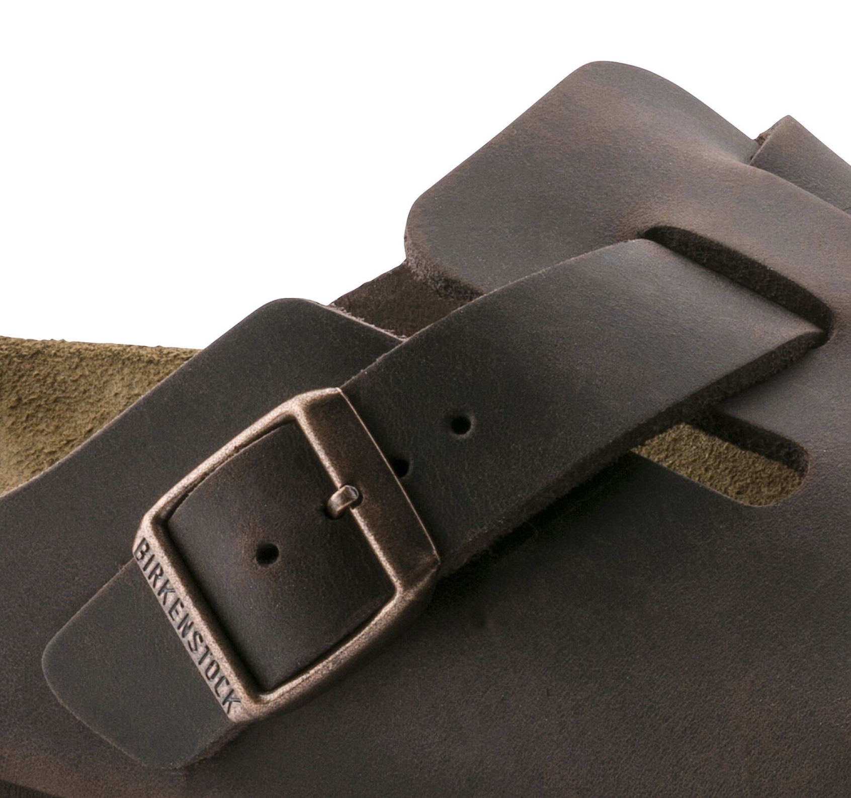 Boston oiled leather Habana BIRKENSTOCK