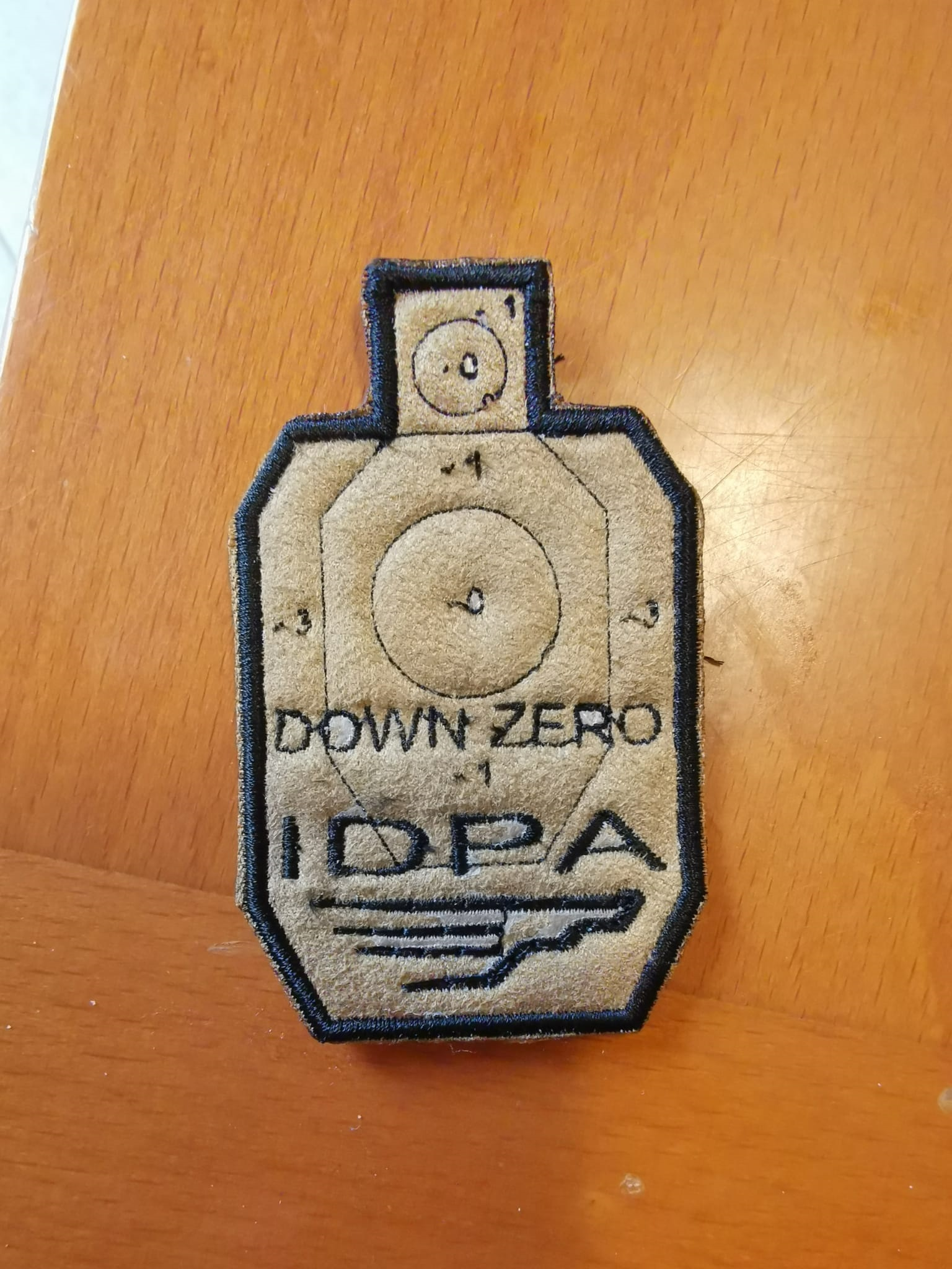 PATCH SAGOMA IDPA