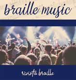 rivista Braille e cd audio