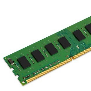 Nuova Dimm ddr3 4GB Kingston 1600 mhz x desktop