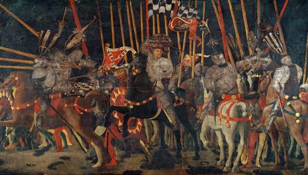 paolo uccello battaglia di san romano louvrejpg