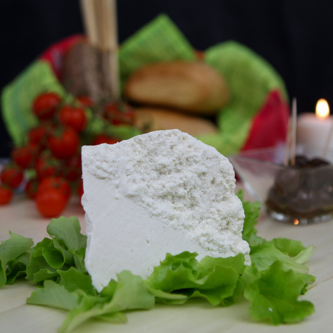 "Ricotta Salata Cheese -  (13 oz) ""Imported from Italy"""