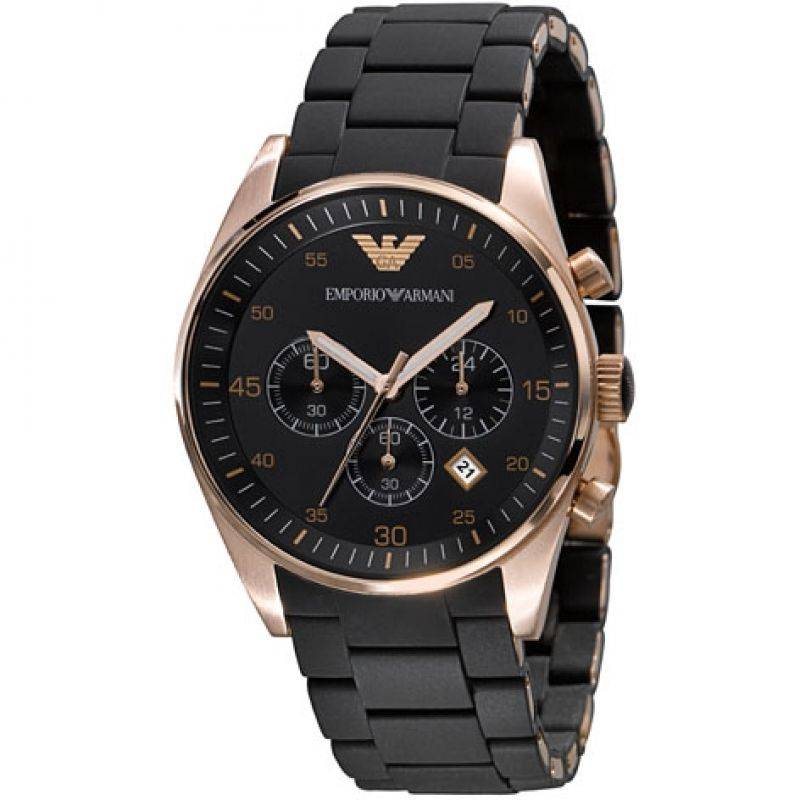 Men's Emporio Armani Chronograph Watch AR5905
