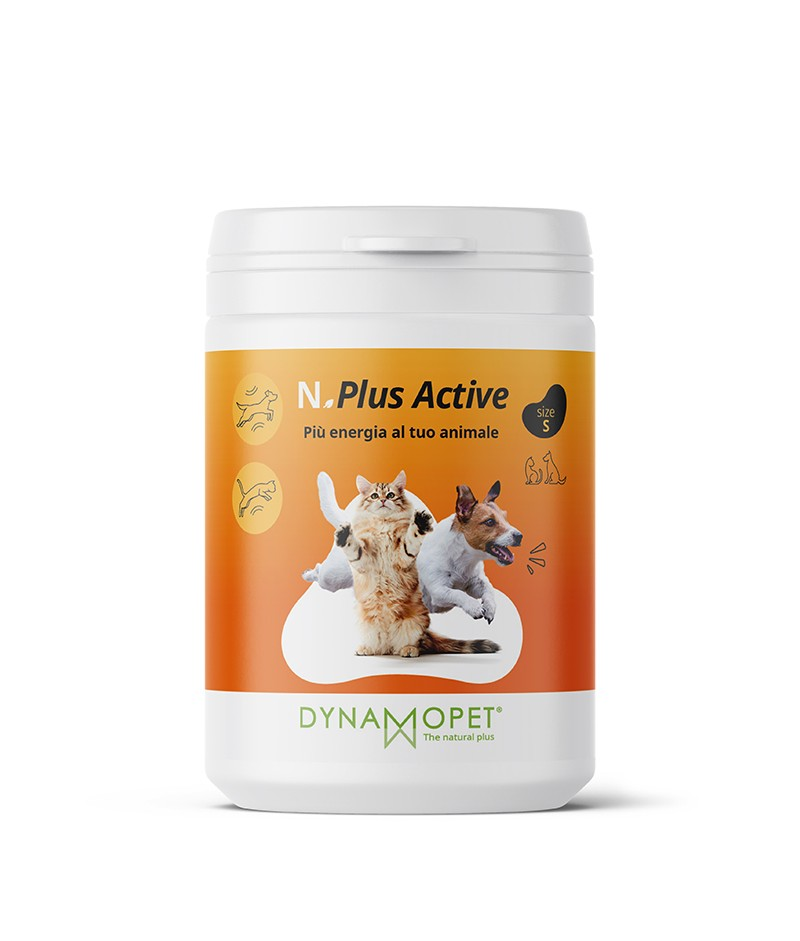 N.PLUS ACTIVE 100g - Più energia al tuo animale