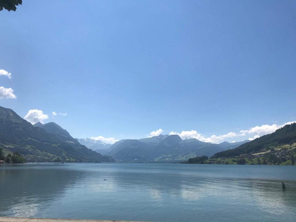 Il lago di sarnen      Cadorinjpeg