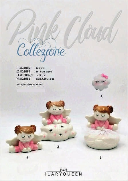 Collezione Pink Cloud by Ilary Queen