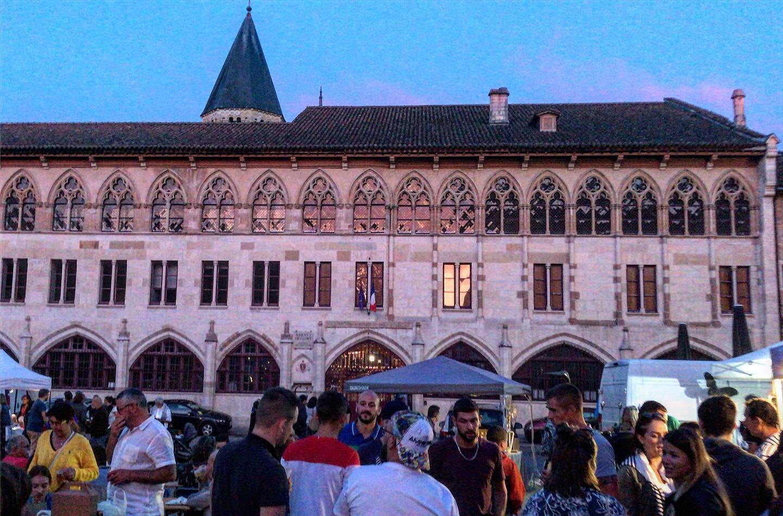 Abbazia di Cluny estate 2019jpg