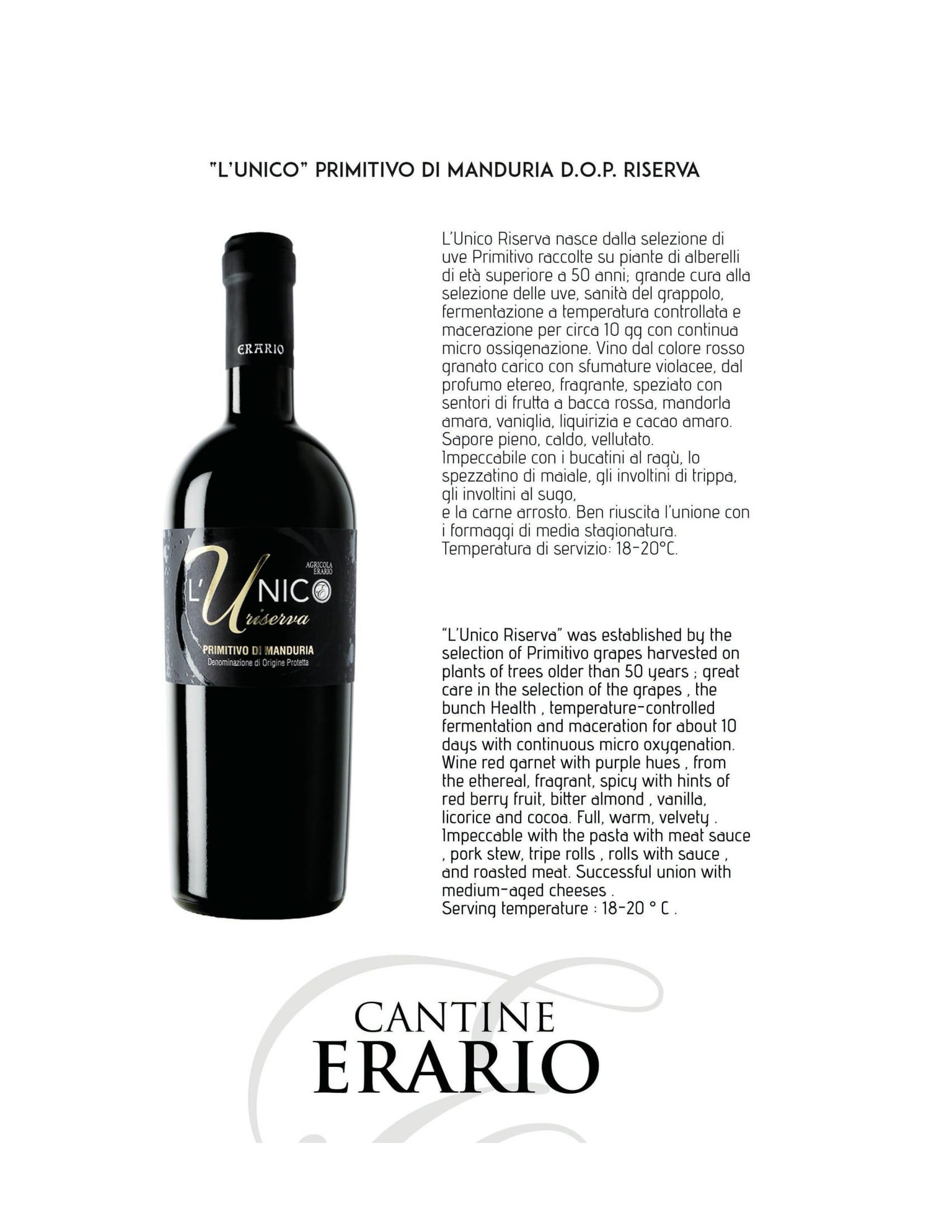 erario vino unico primitivo manduria dop-1jpg