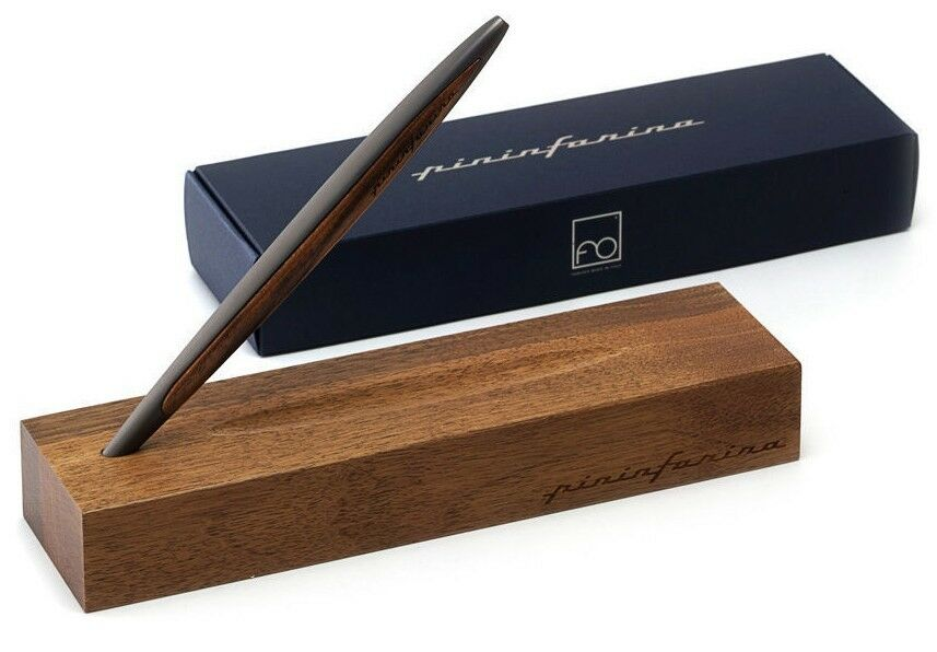 Pininfarina Segno Forever  Cambiano Wood | Inkless Tip Etergraph®